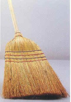 Solmarket ingrosso prodotti per la pulizia della casa e for La scopa di saggina